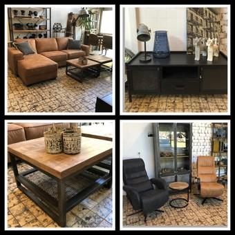 De Graef Wonen, meubels met een uniek en authentiek karakter